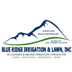 Blue Ridge Irrigation & Lawn, Inc.